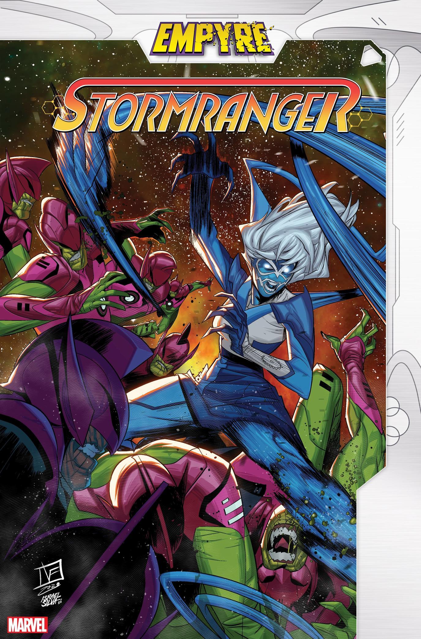 Empyre: Stormranger Vol 1