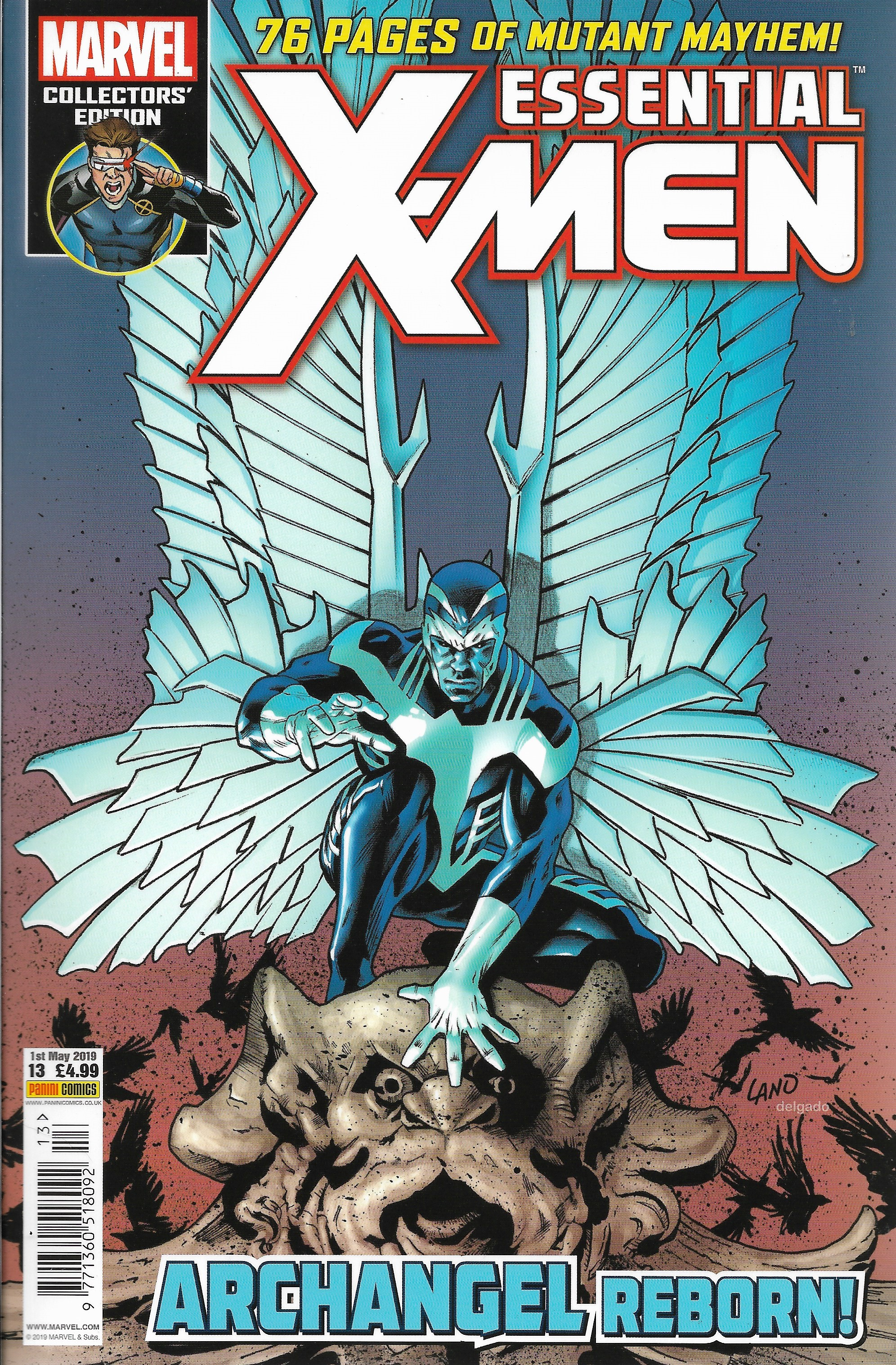 Essential X-Men Vol 5 13