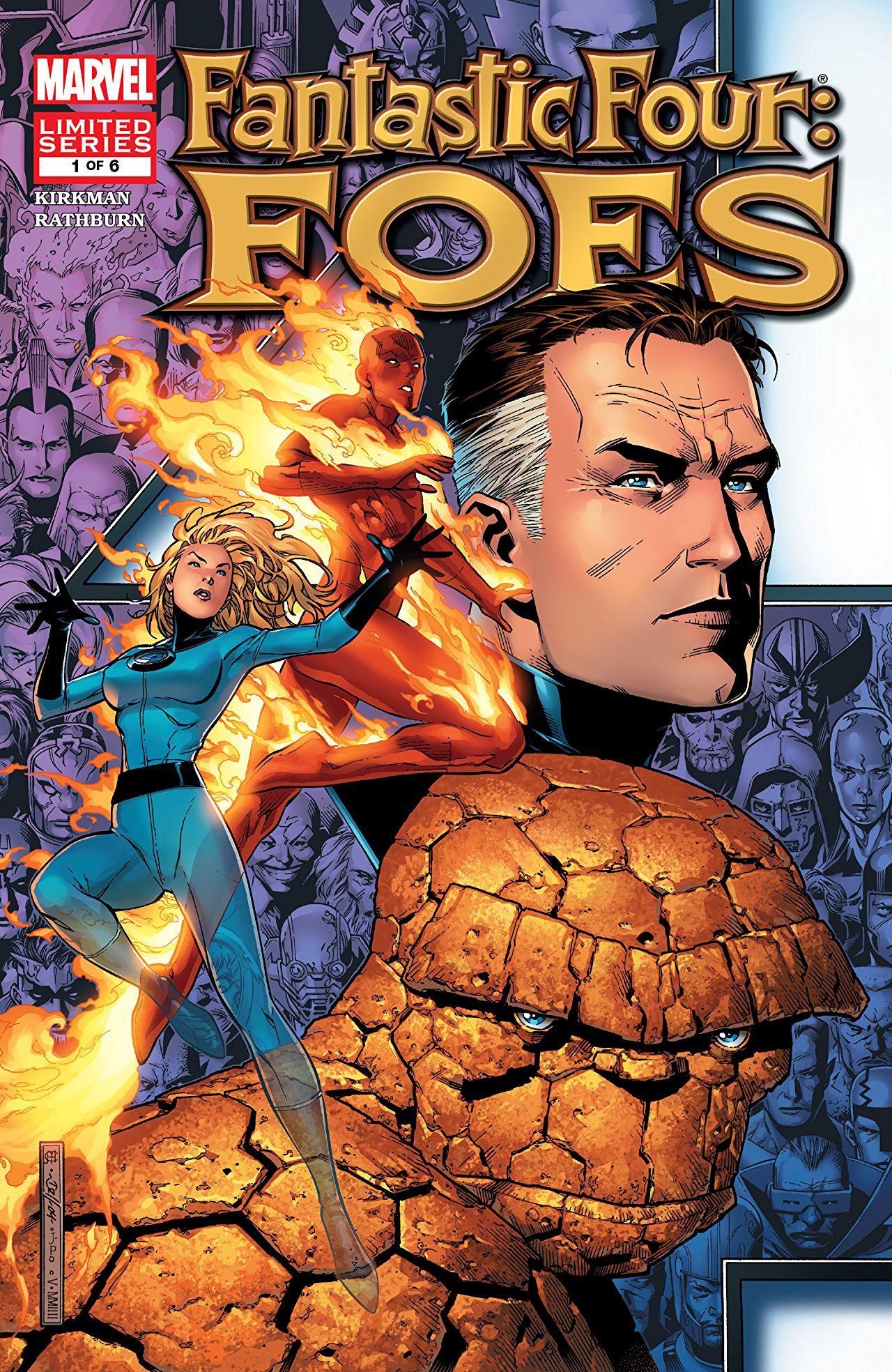 Fantastic Four: Foes Vol 1