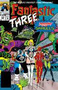 Fantastic Four Vol 1 382