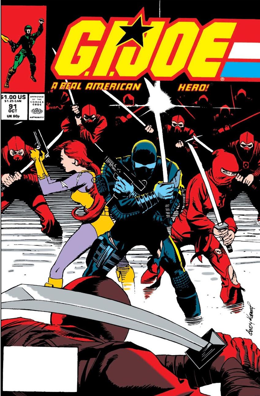 G.I. Joe: A Real American Hero Vol 1 91