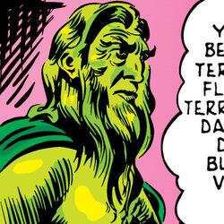 Green Terror (3Xs Foe) (Earth-616)