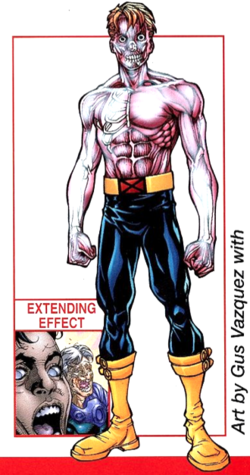 Hector Rendoza (Earth-616) from X-Men Earth's Mutant Heroes Vol 1 1.png