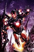 Iron Man Special Vol 1 1 Brooks Variant Textless