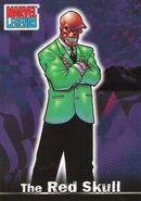Johann Schmidt (Earth-616) from Marvel Legends (Trading Cards) 0001