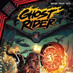 King in Black: Ghost Rider Vol 1 1