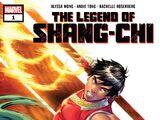 Legend of Shang-Chi Vol 1 1
