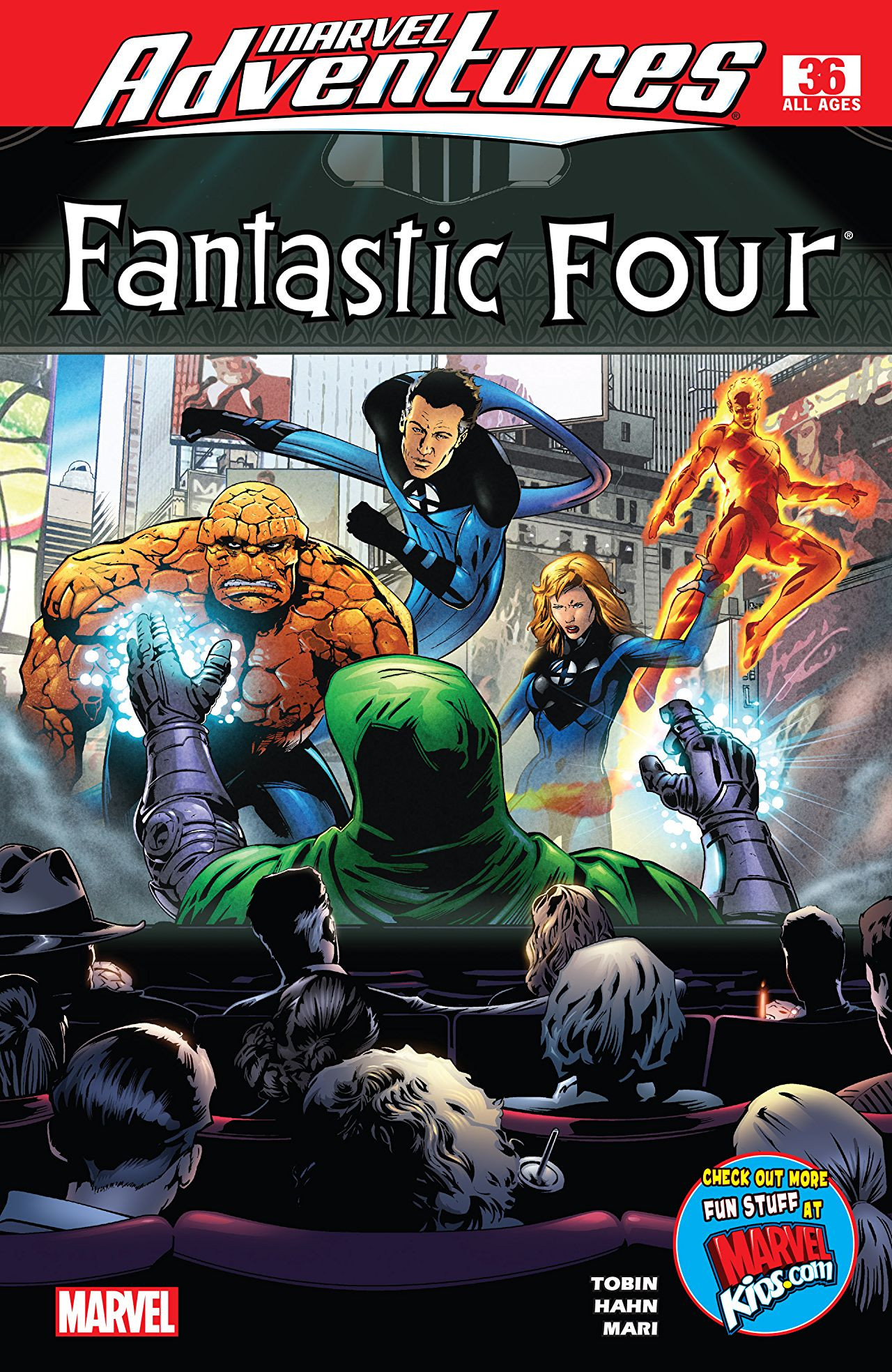 Marvel Adventures: Fantastic Four Vol 1 36
