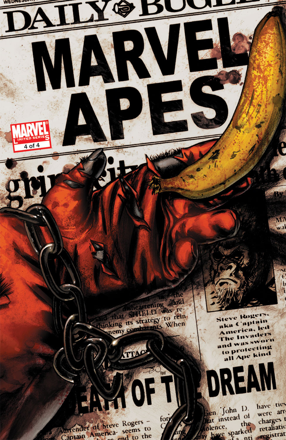 Marvel Apes Vol 1 4