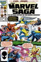 Marvel Saga the Official History of the Marvel Universe Vol 1 16