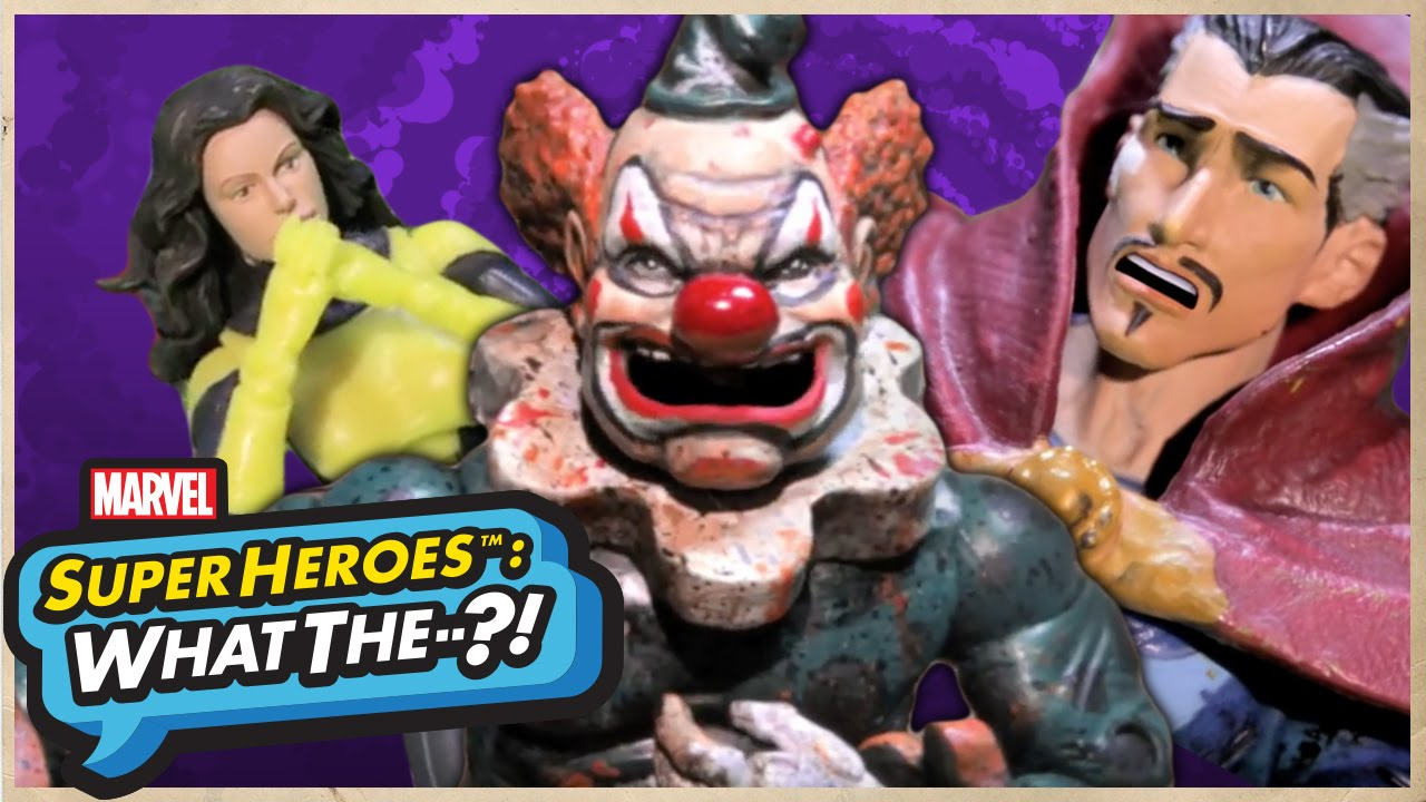 Marvel Super Heroes: What The--?! Season 1 25