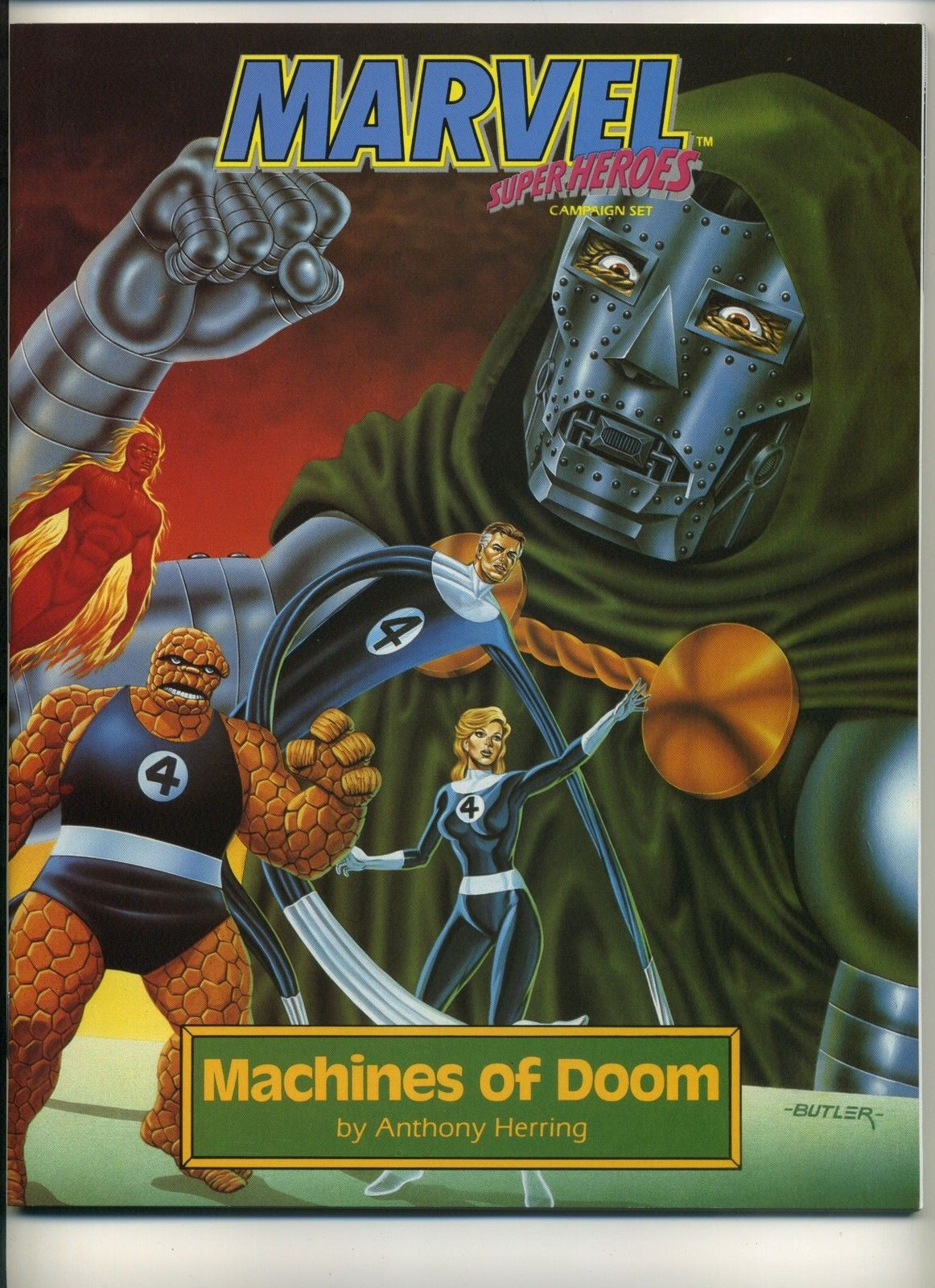 Machines of Doom