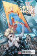 Mighty Captain Marvel Vol 1 0