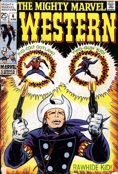Mighty Marvel Western Vol 1 4