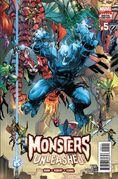 Monsters Unleashed Vol 2 5