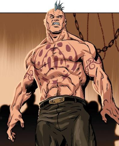 Noah St. Germain (Earth-616)