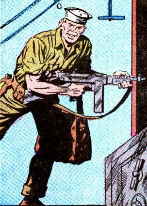 Roy Stone (Earth-616)