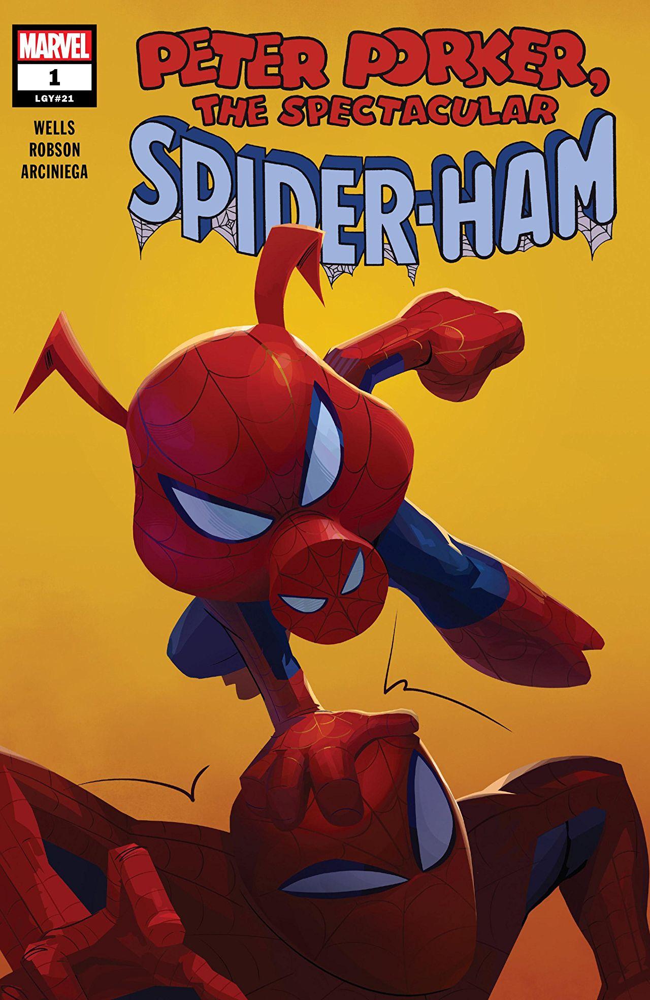 Spider-Ham Vol 1