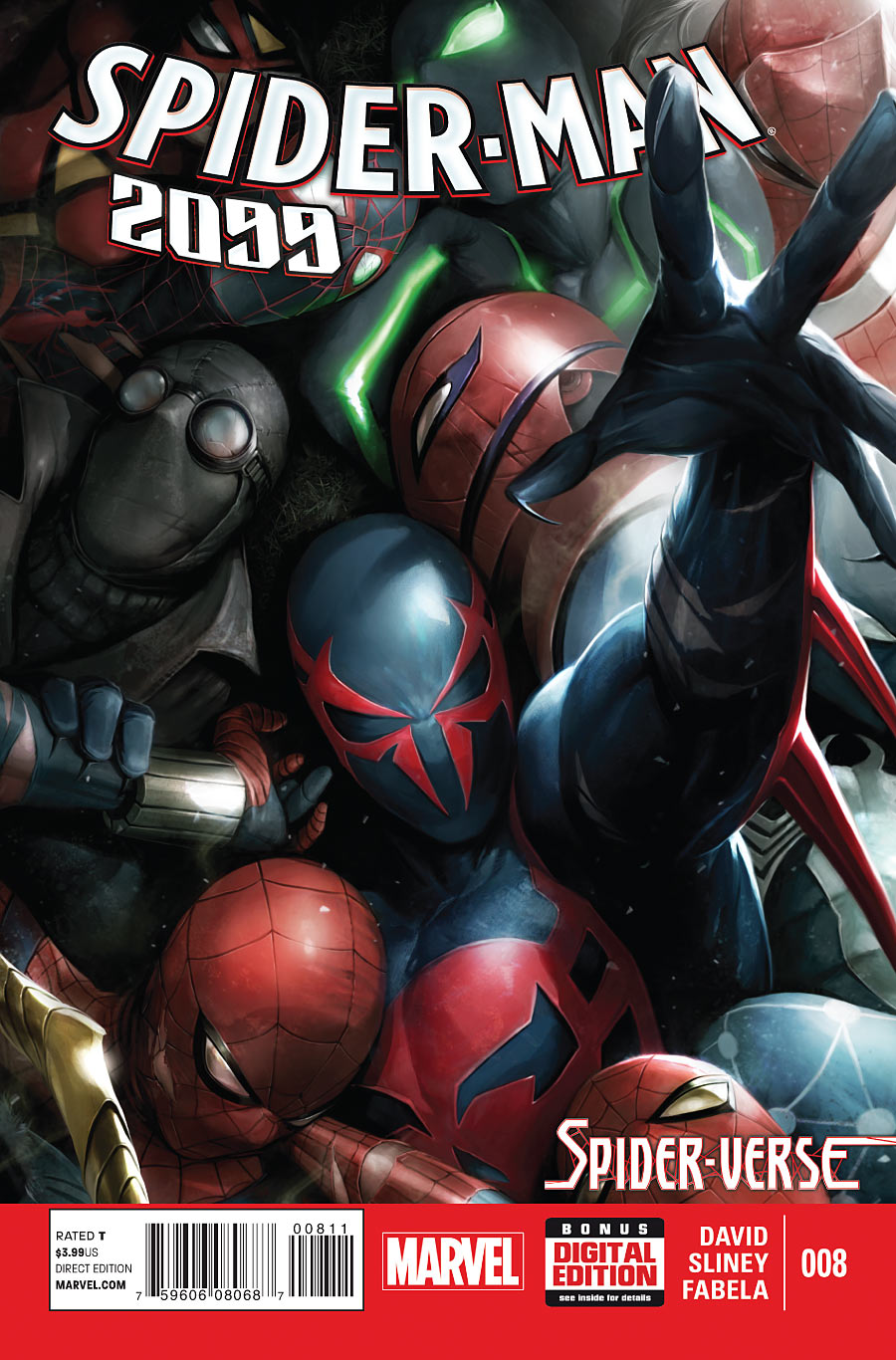 Spider-Man 2099 Vol 2 8