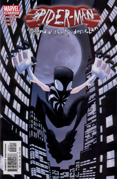 Spider-Man: Legend of the Spider-Clan Vol 1 3