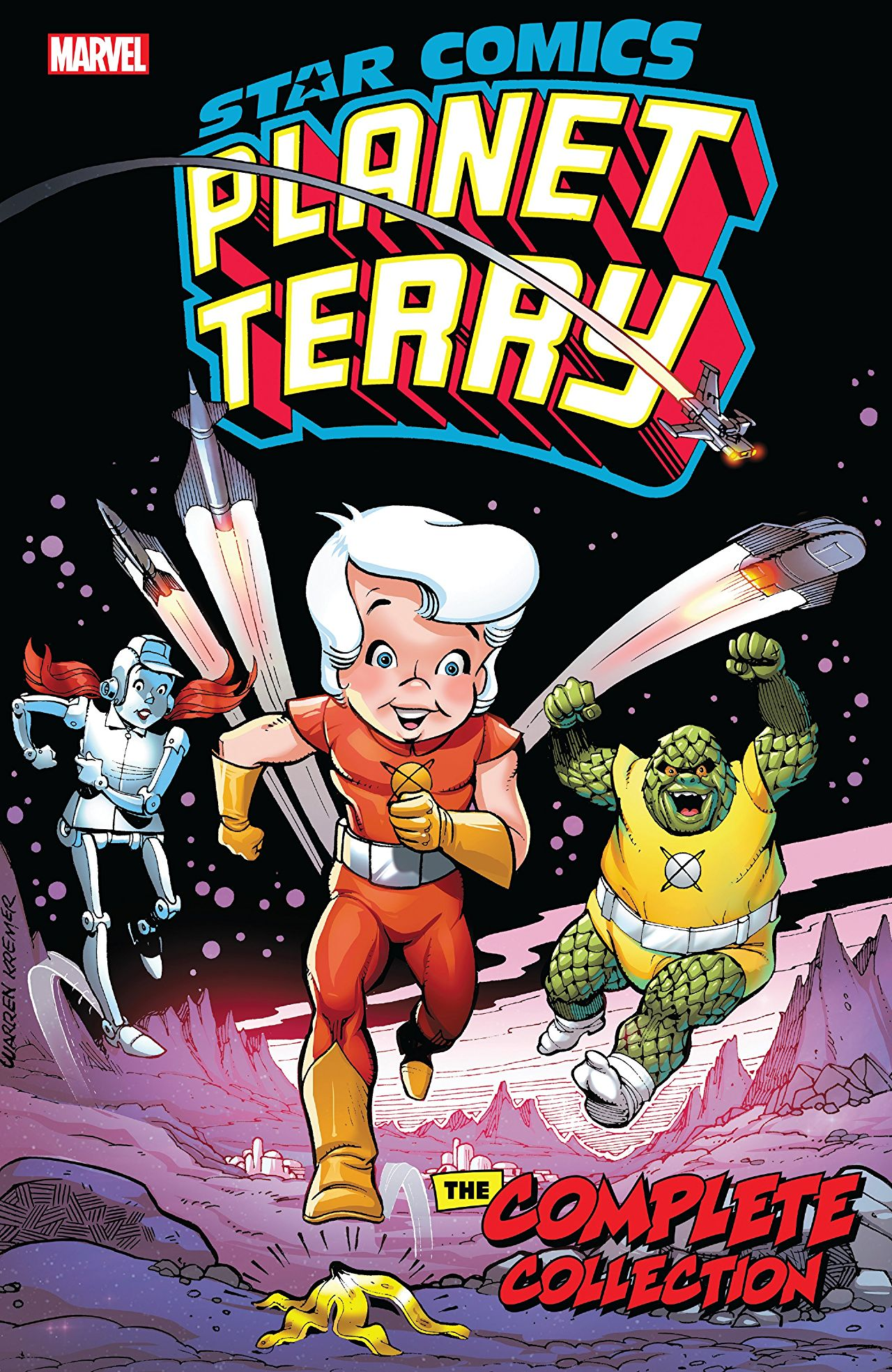Star Comics: Planet Terry - The Complete Collection Vol 1 1