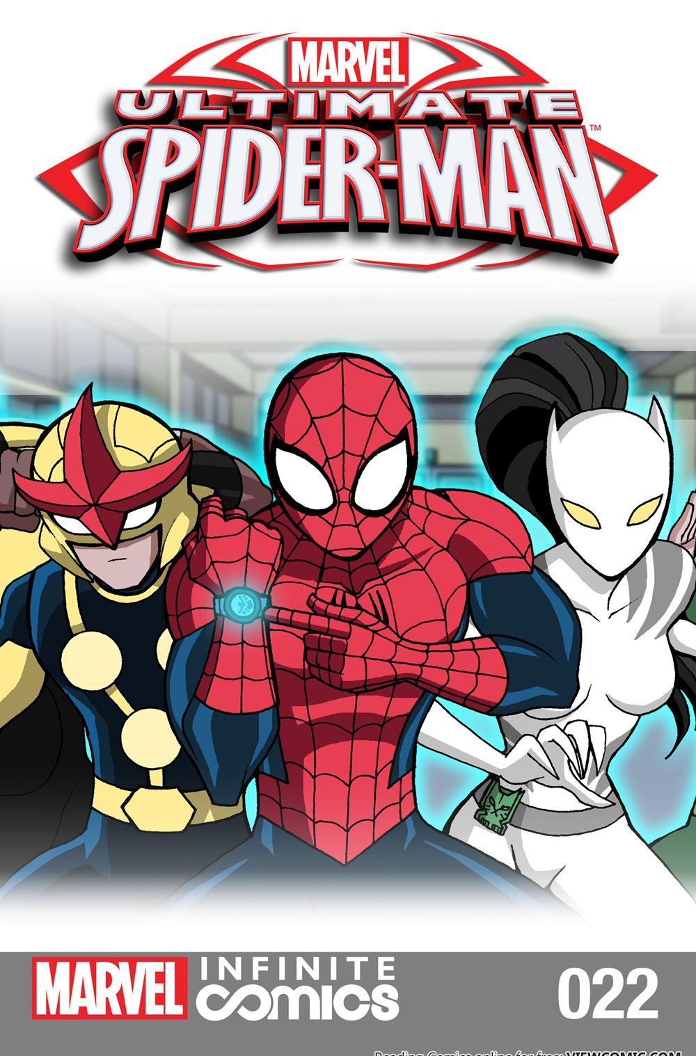 Ultimate Spider-Man Infinite Comic Vol 1 22