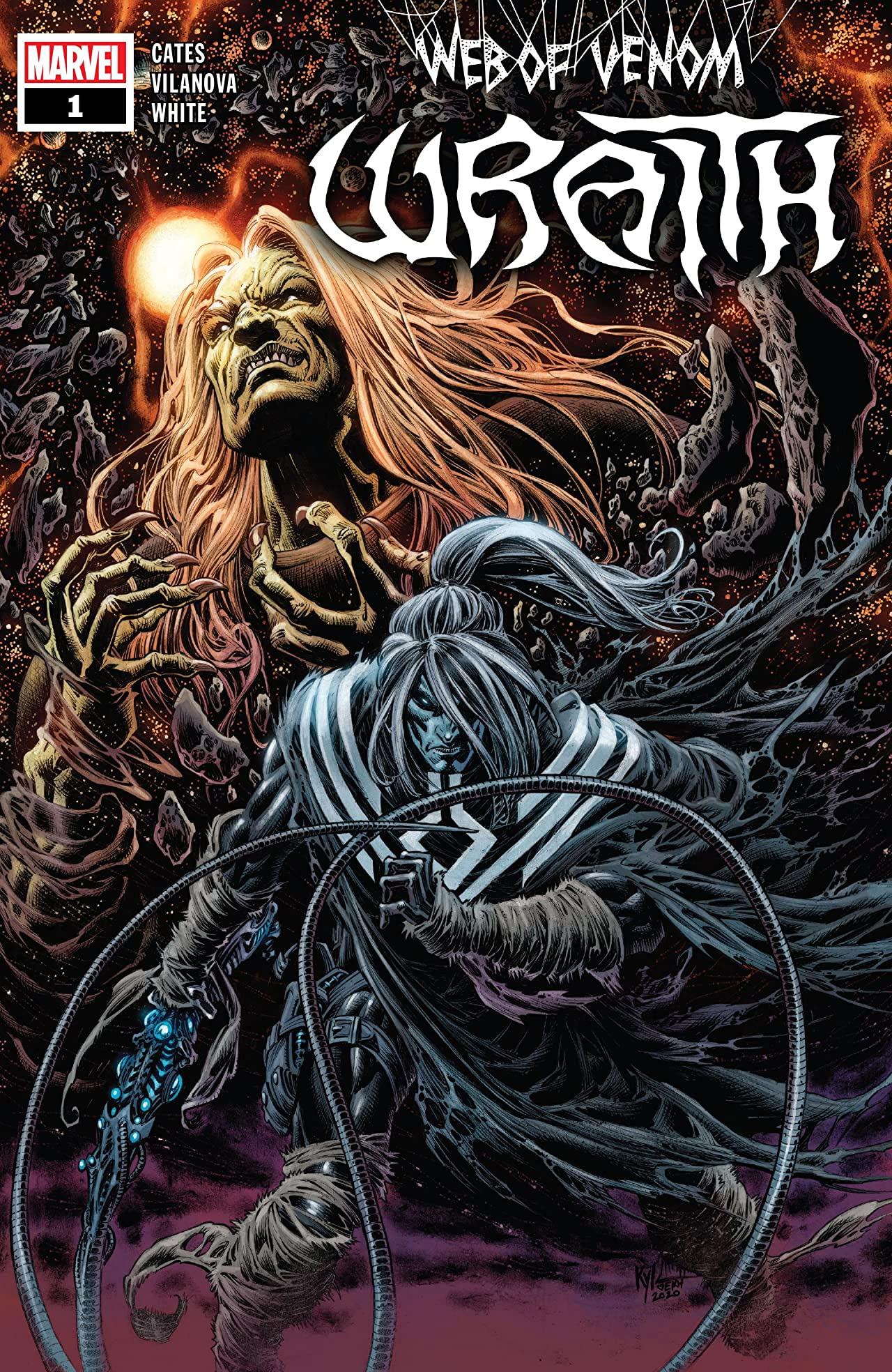 Web of Venom: Wraith Vol 1