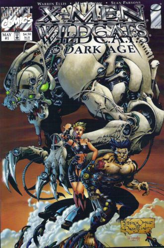 WildC.A.T.s/X-Men Vol 1 The Dark Age