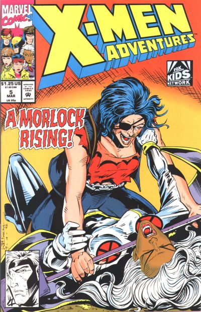 X-Men Adventures Vol 1 5