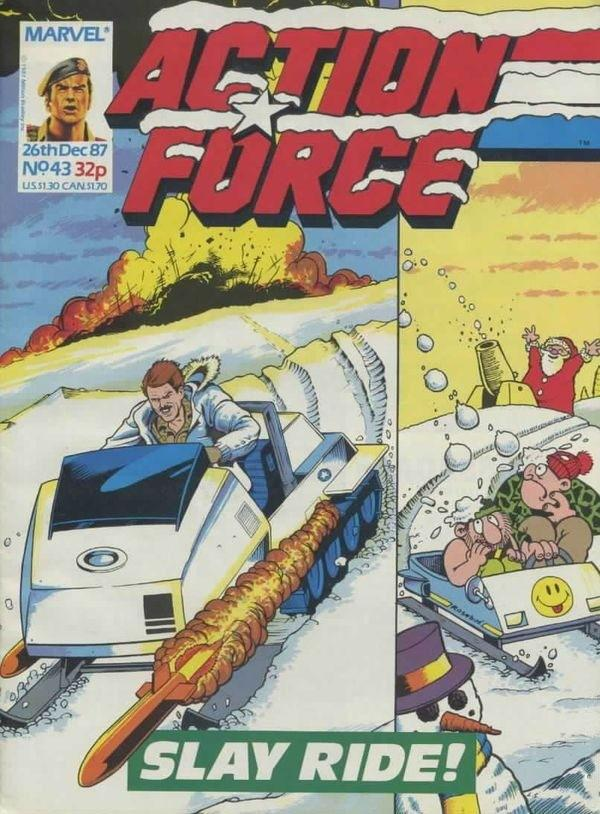 Action Force Vol 1 43