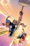 Adam Aziz (Earth-616) and Thor Odinson (Earth-616) from Thor Vol 6 8 001