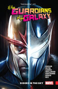 All-New Guardians of the Galaxy TPB Vol 1 2 Riders In The Sky