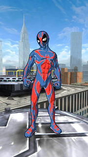 Arácnido, Jr. (Earth-TRN013) from Spider-Man Unlimited (video game).png