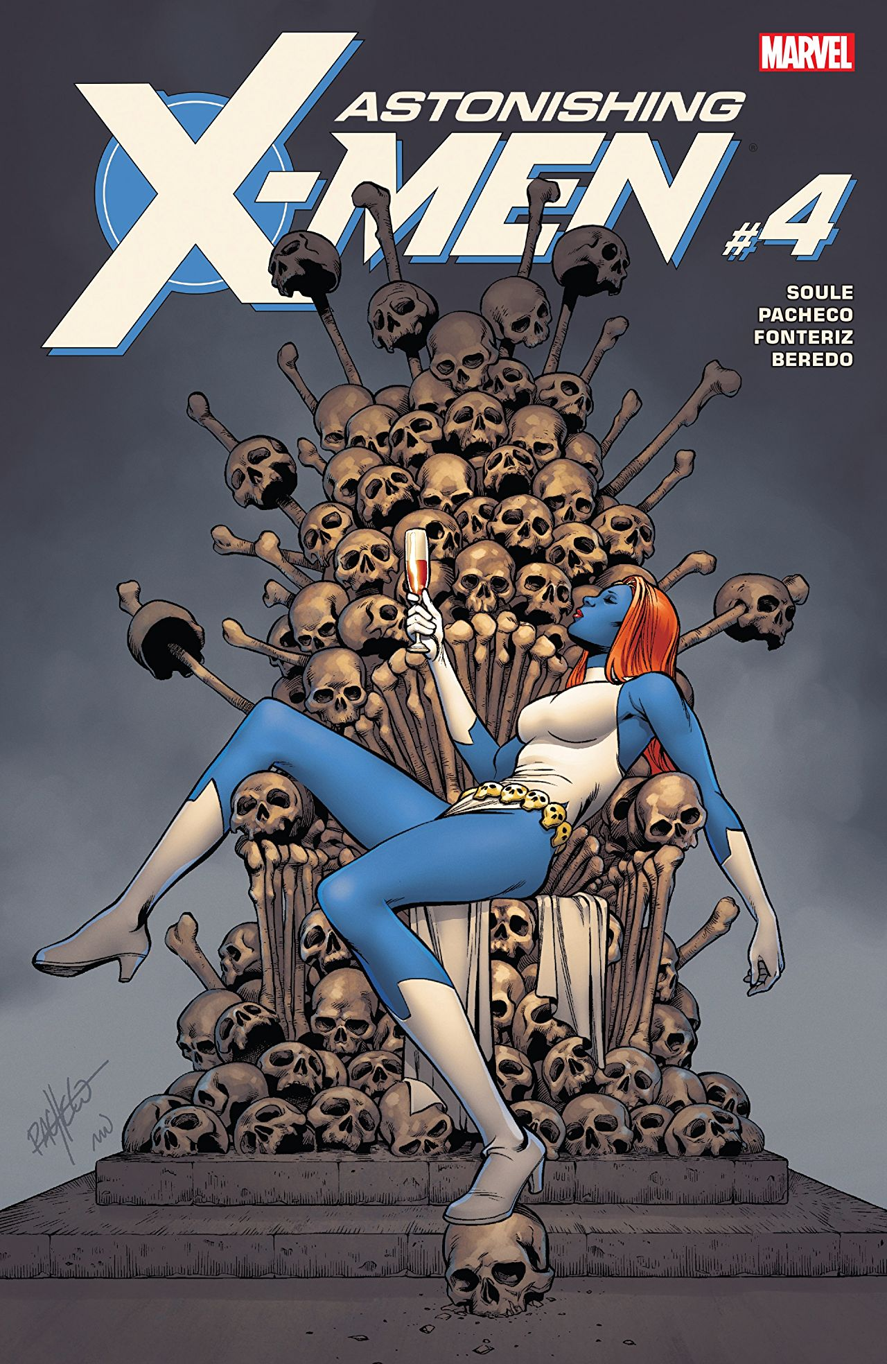 Astonishing X-Men Vol 4 4