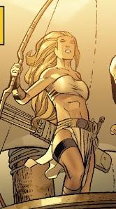 Atalanta (Argonauts) (Earth-616)