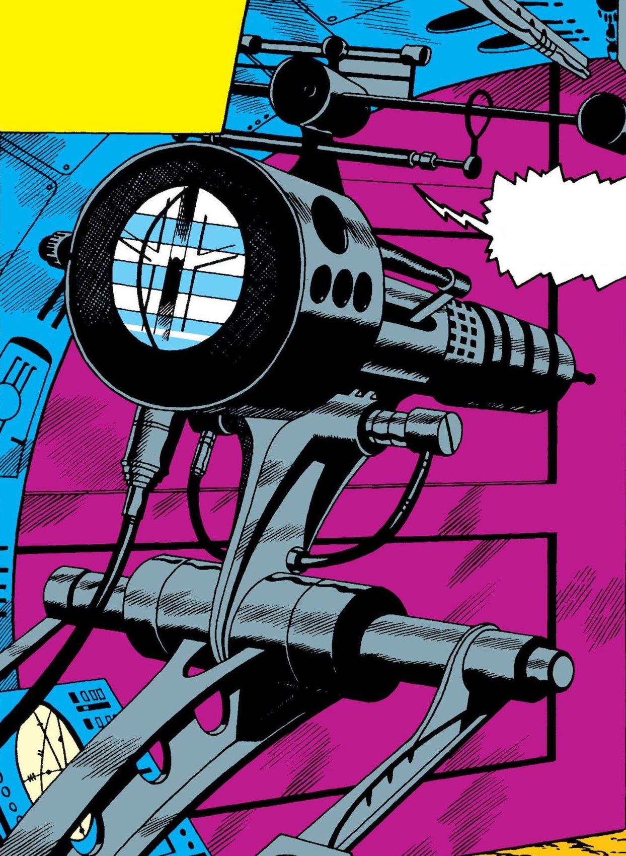 Atomic Disintegrator/Gallery