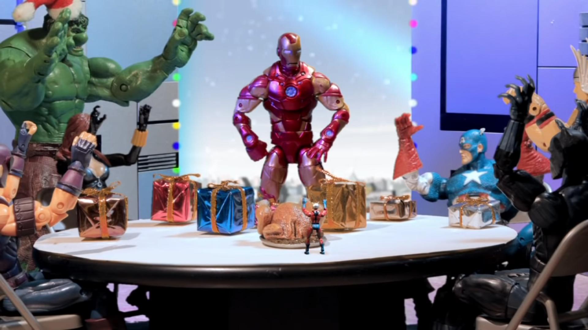 Avengers (Earth-13155)/Gallery