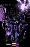 Avengers TPB Vol 5 4 Infinity