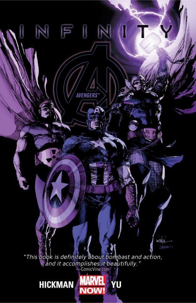 Avengers TPB Vol 5 4: Infinity