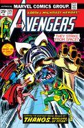 Avengers Vol 1 125
