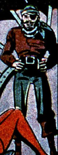 Blackbeard (Japanese Spy) (Earth-616)