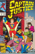 Captain Justice Vol 1 2
