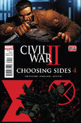 Civil War II Choosing Sides Vol 1 4