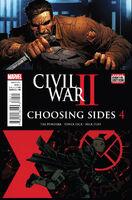 Civil War II Choosing Sides Vol 1 4