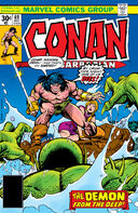 Conan the Barbarian Vol 1 69