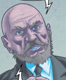Council Member Peron (Earth-616)