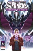 Darkhawk Heart of the Hawk Vol 1 1