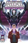 Darkhawk Heart of the Hawk Vol 1 1