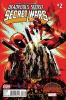 Deadpool's Secret Secret Wars Vol 1 2