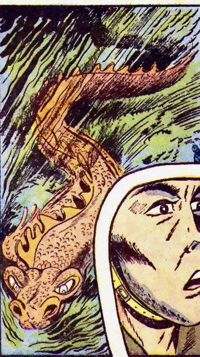 Doctor Yokotio's Sea Dragon